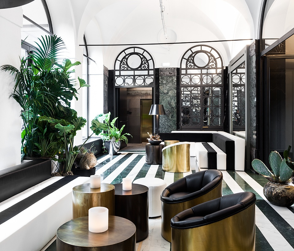 Milan S 5 Most Fashionable Hotels Milano Fashion Tour